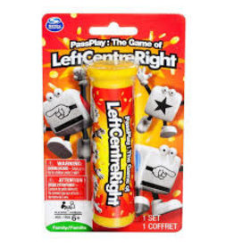 toysmith LCR Left Center Right Dice Game