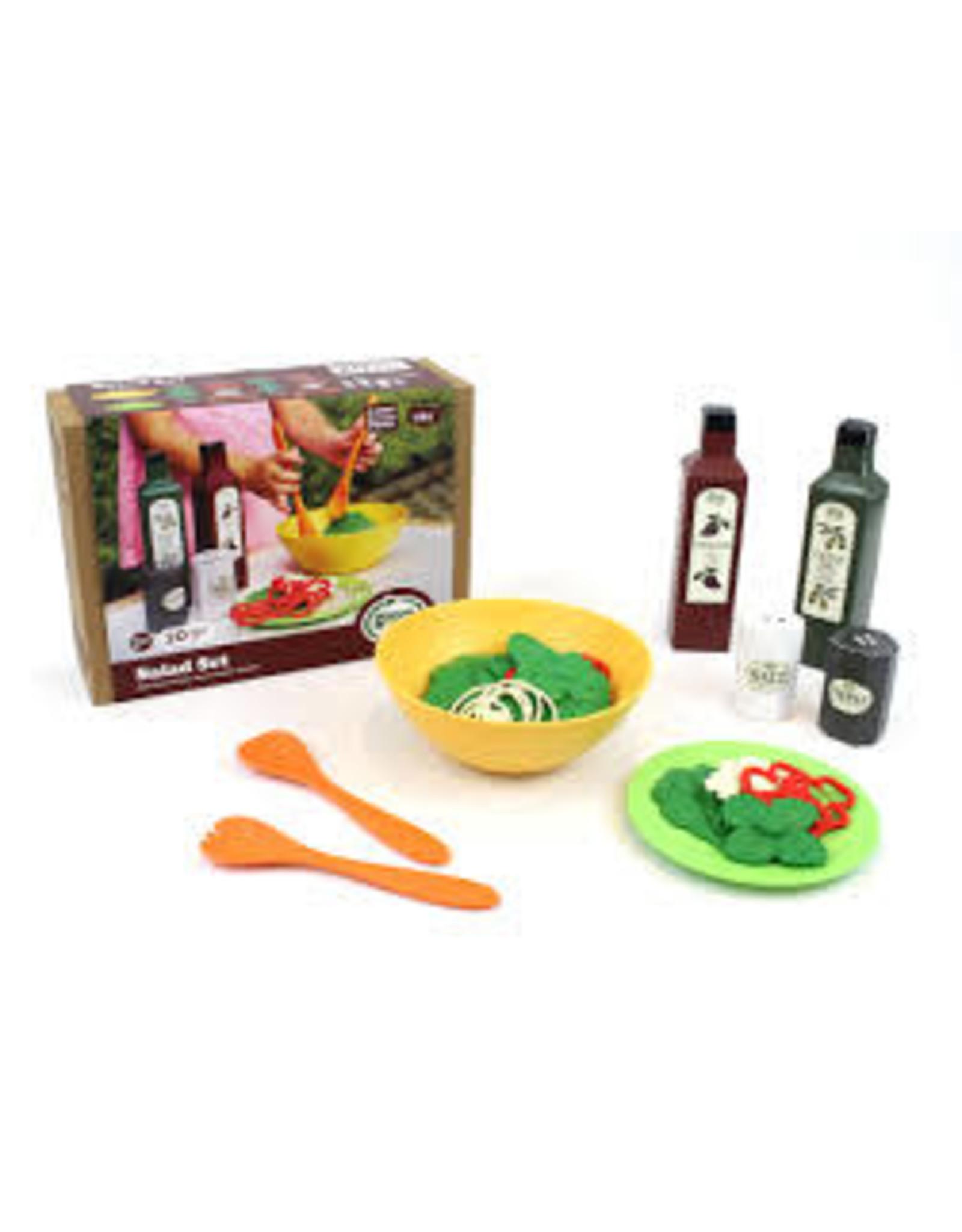 green toys Salad Set - Green Toys slda2-1284