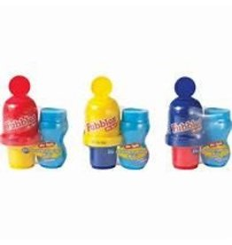 little kids Fubbles No-Spill Bubble Tumbler Minis