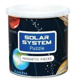 Geocity Puzzle Solar System