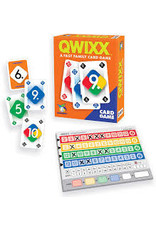 Gamewright qwixx cardgame 257 gamewright