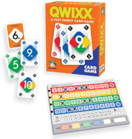 Gamewright qwixx cardgame 257