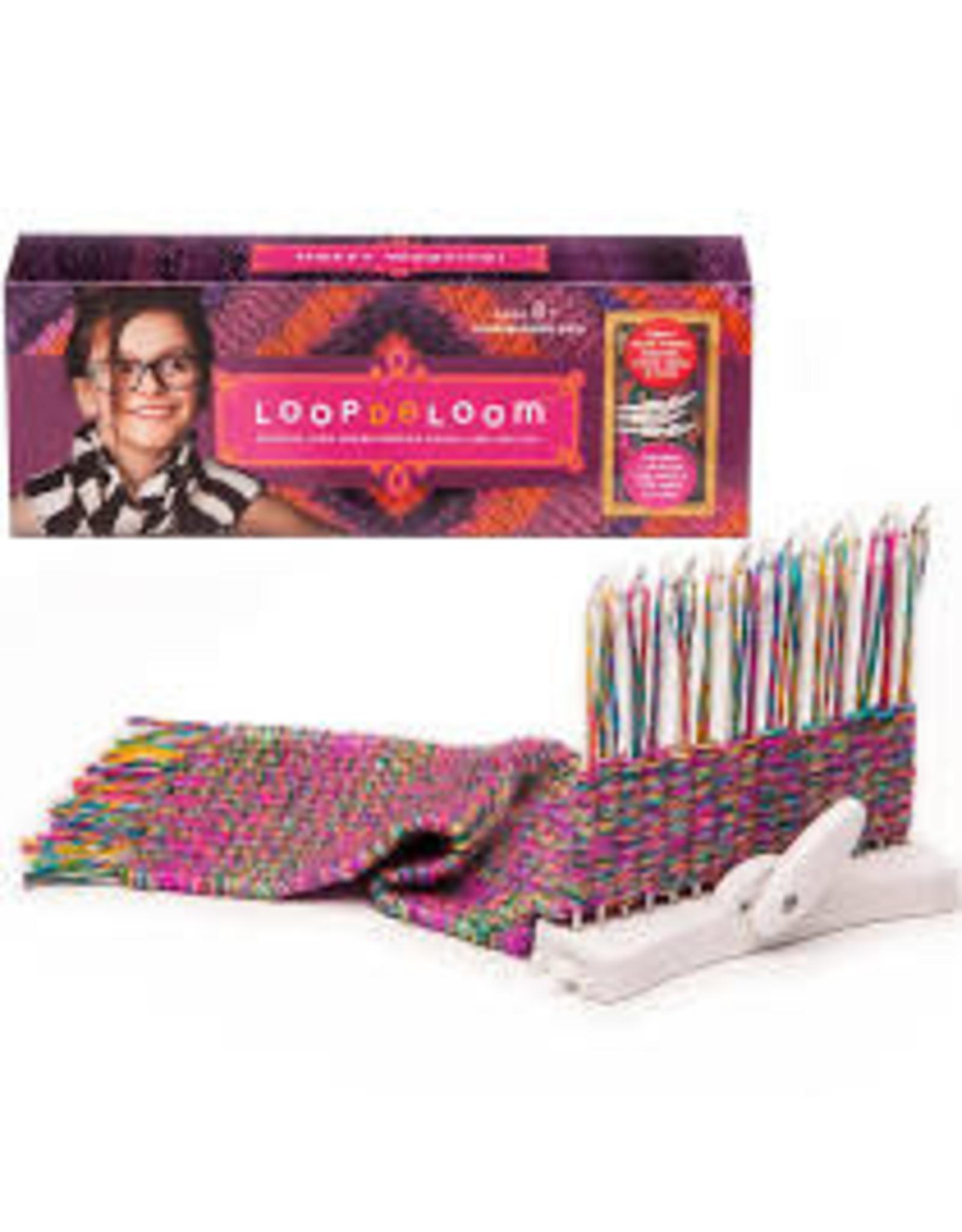 ann williams/loopdedoo loopdeloom weaving loom
