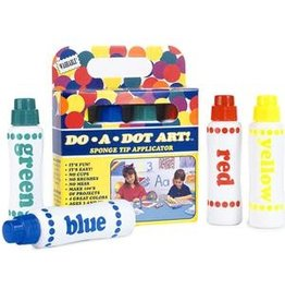do a dot Do-A-Dot 4pk  rainbow markers