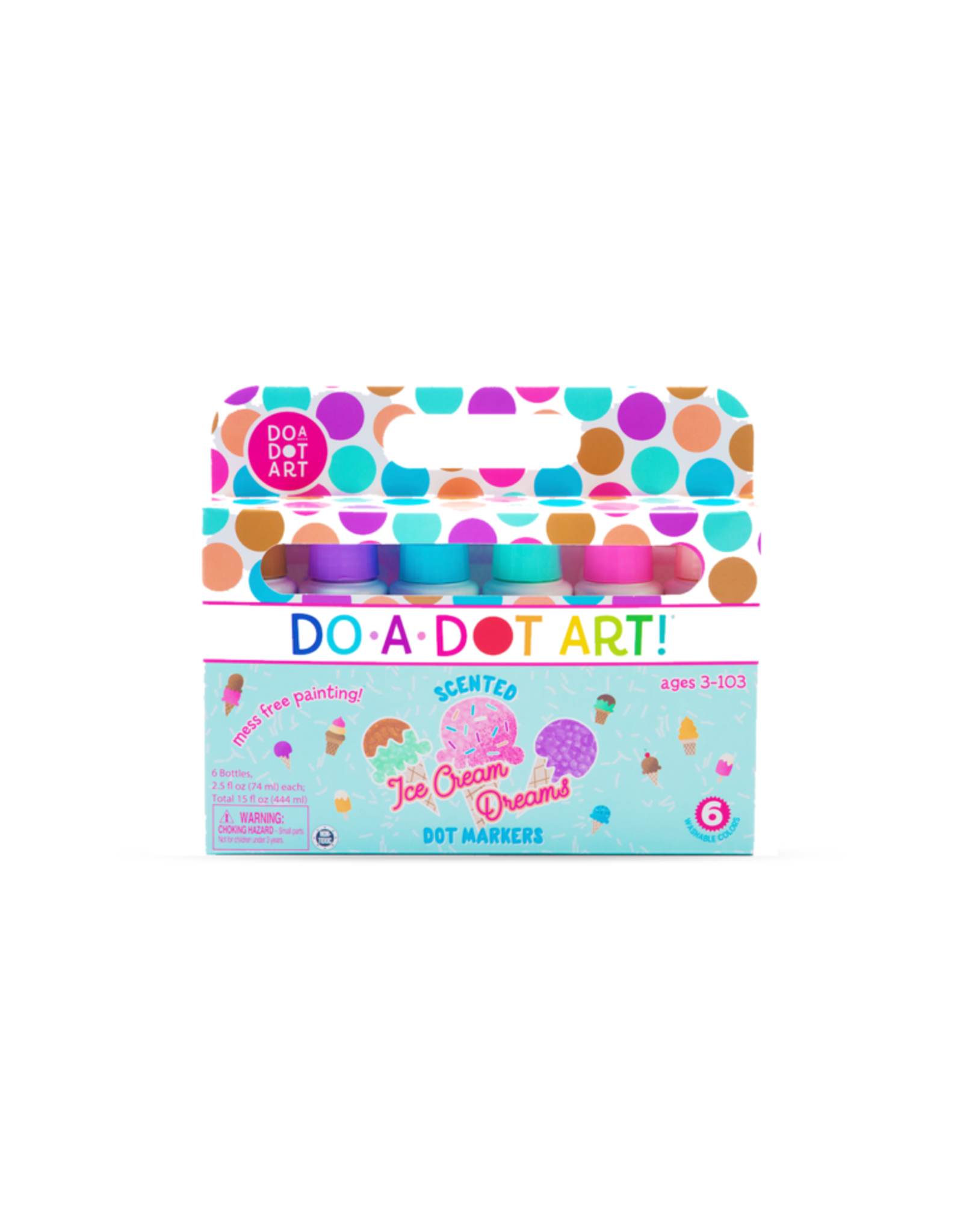 do a dot Do-A-Dot scented markers icecream dreams