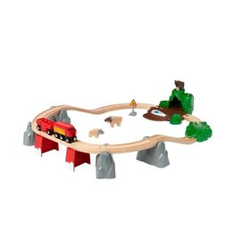 Brio brio Forest Animal Set 33988