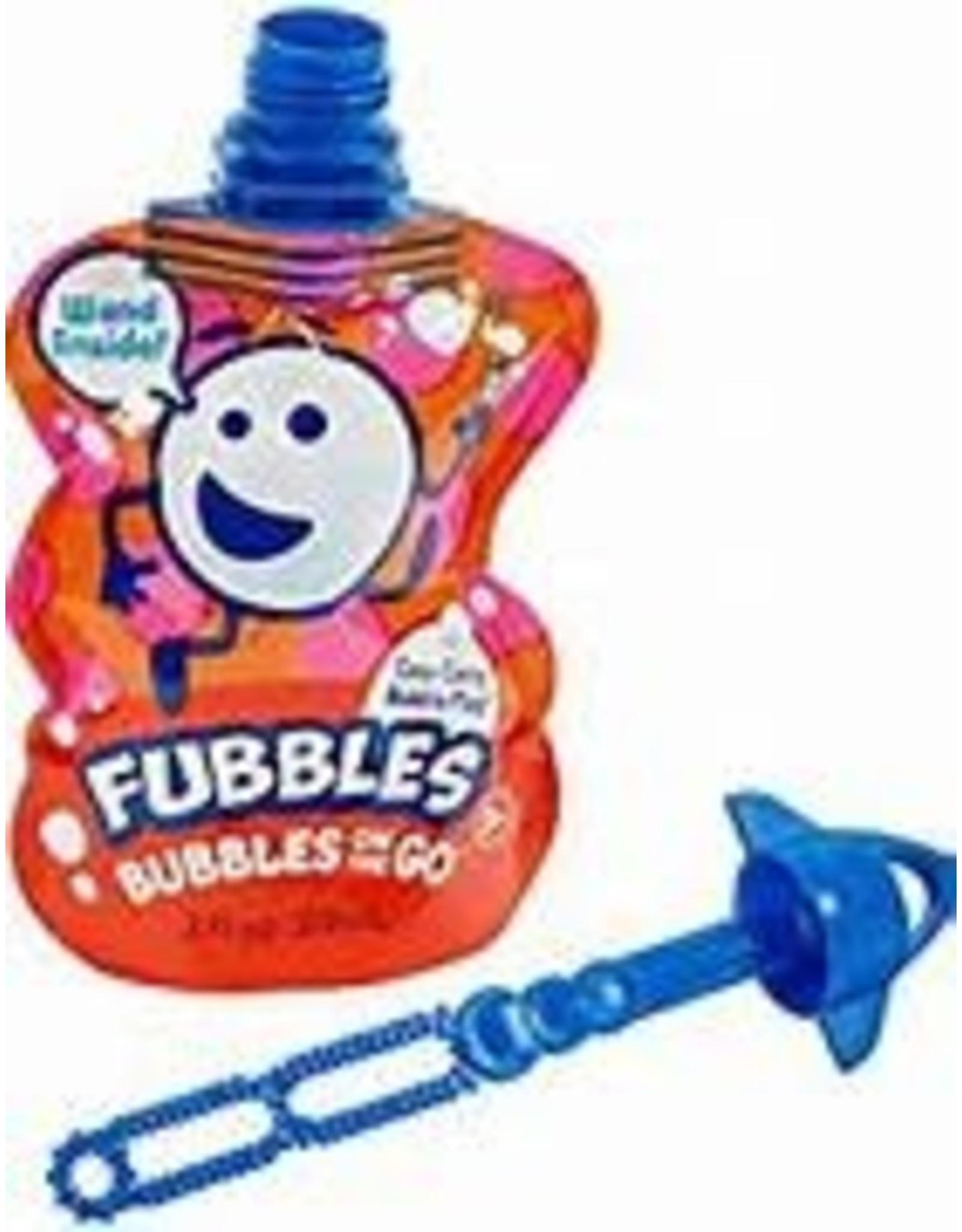 little kids Fubbles bubbles  on the go 1010