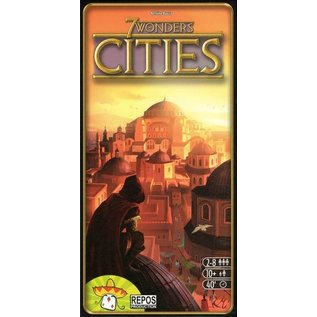 7 Wonders: Anniversary Pack - Cities