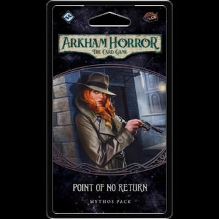 Arkham Horror LCG: Point of No Return