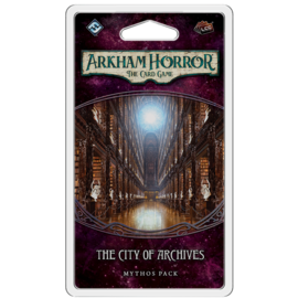 Arkham Horror: The Card Game - City of Archives, The