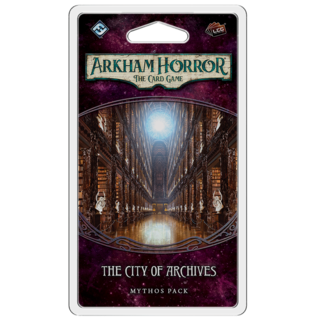 Arkham Horror LCG: City of Archives, The