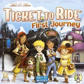 Ticket to Ride: First Journey (Europe)