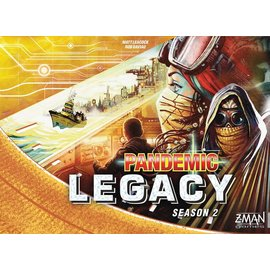 Pandemic Legacy (Yellow Season 2)