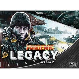 Pandemic Legacy (Black Season 2)