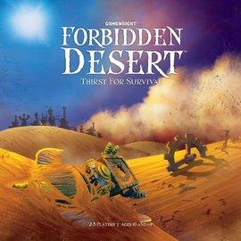 Forbidden Desert Tin