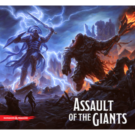 Assault of the Giants Standard Edition
