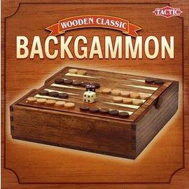 Backgammon (Wooden Classic Edition)