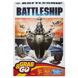 Battleship: Grab and Go