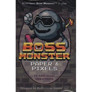 Boss Monster: Paper and Pixels