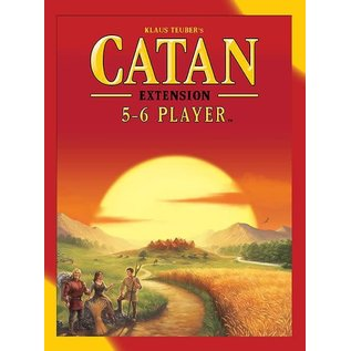 Catan: 5th Edition 5-6 Player Extension