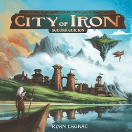 City of Iron: 2nd Edition
