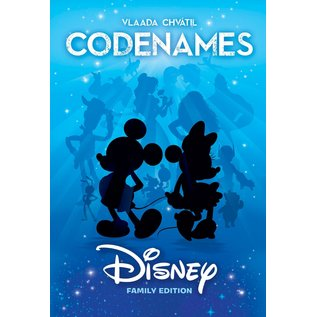 Codenames: Disney Edition