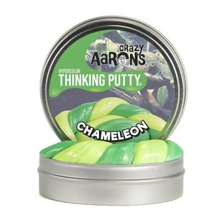 Crazy Aaron's Thinking Putty: Chameleon Heat Sensitive
