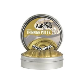 Crazy Aaron's Thinking Putty: Gold Rush Magnetic