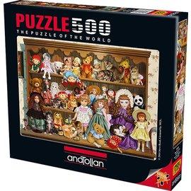 Puzzle: 500 Grandma's Dresser