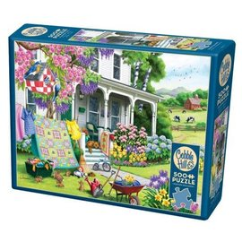Puzzle: 500 Spring Cleaning