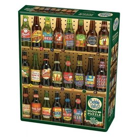 Puzzle: 1000 Beer Collection
