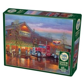 Cobble Hill Puzzle: 1000 Big Red