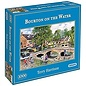 Gibsons Puzzle: 1000 Bourton on the Water