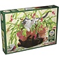 Puzzle: 1000 Cactus Kitties