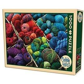 Puzzle: 1000 Plenty of Yarn