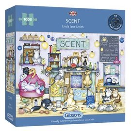 Gibsons Puzzle: 1000 Scent