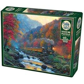 Cobble Hill Puzzle: 1000 Smoky Train