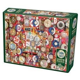 Puzzle: 1000 Timepieces