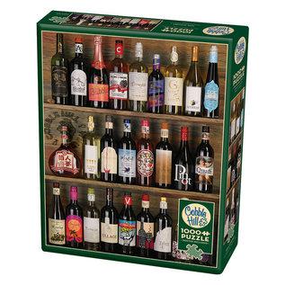 Puzzle: 1000 Wine Alphabet