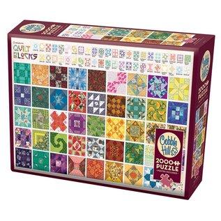 Puzzle: 2000 Quilt Blocks