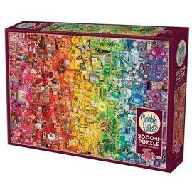 Puzzle: 2000 Rainbow