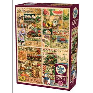 Puzzle: 2000 The Four Seasons