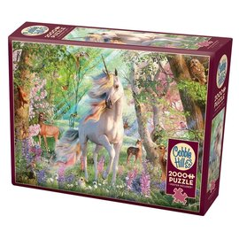Puzzle: 2000 Unicorn and Friends