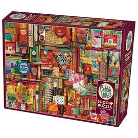Puzzle: 2000 Vintage Art Supplies