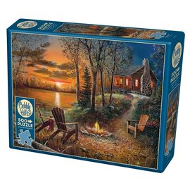 Puzzle: 500 Fireside