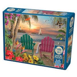 Puzzle: 500 Island Paradise