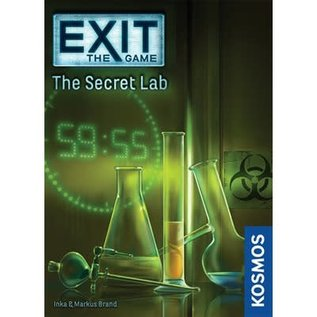 Kosmos EXIT: The Secret Lab