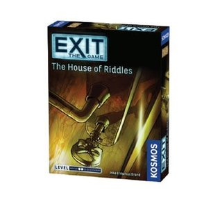 Kosmos EXIT: The House of Riddles