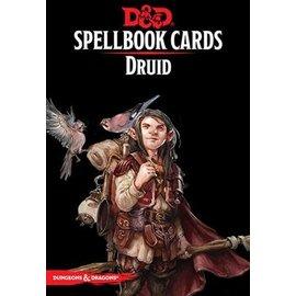 D&D Spellbook Cards: Druid