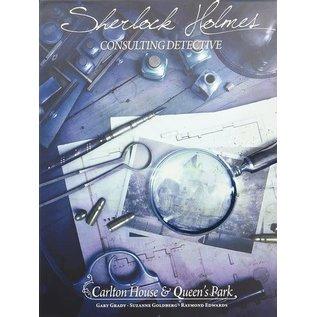 Sherlock Holmes Consulting Detectives: Carlton House & Queen's Park